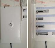 Tableau électrique de notre Maison Phénix