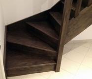 L'escalier un quart tournant de notre Maison Phénix