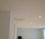 Le trou au plafond est bouché !