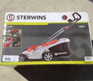 Voici la tondeuse que nous avons acheté, la Sterwins 400 EP 2