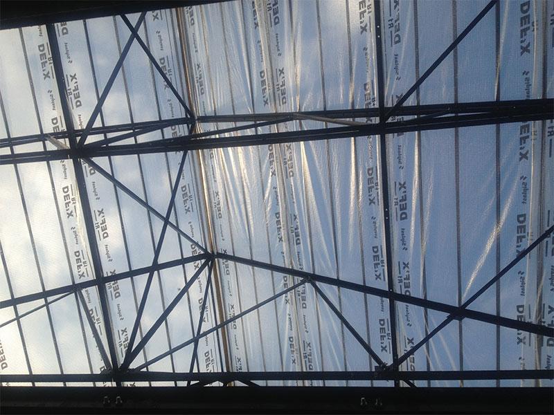 L'écran sous toiture de notre Maison Phénix