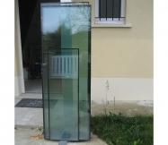 Voici les nouveaux vitrages pour les fenêtres de notre maison.