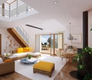 Vue intérieur de la maison du bon sens par Phénix