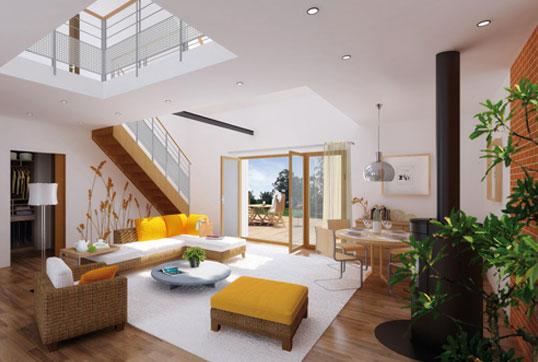 Maison du bon sens ma maison phenix - Interieur maison contemporaine photos ...