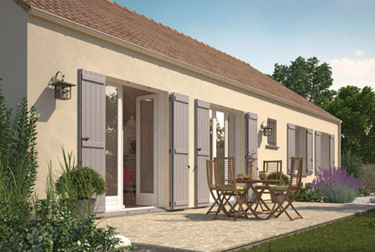 Latest excellent with prix d une maison phnix with prix d for Prix maison neuf