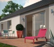 Terrasse Maison  Phénix Welcome