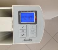 le programmateur du radiateur Sauter