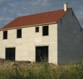 Le toit de notre maison Phénix.