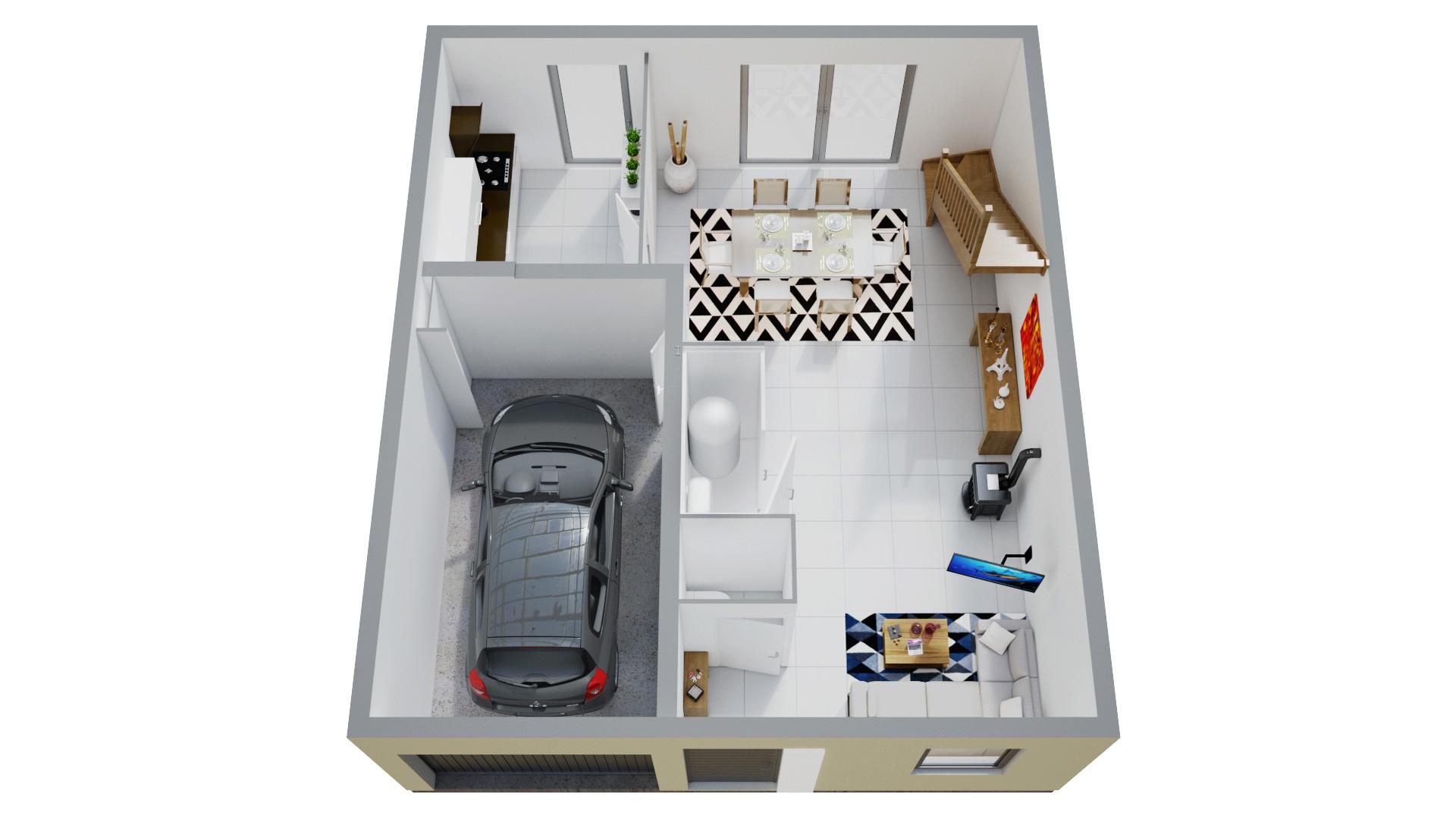 Plans Maisons Phenix A Etage R 1 Ma Maison Phenix
