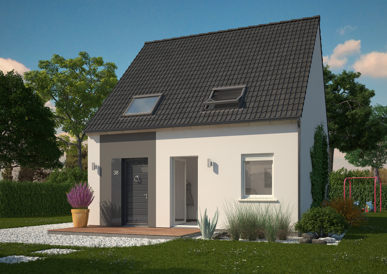 Plans Maisons Phénix avec combles   Ma Maison Phenix
