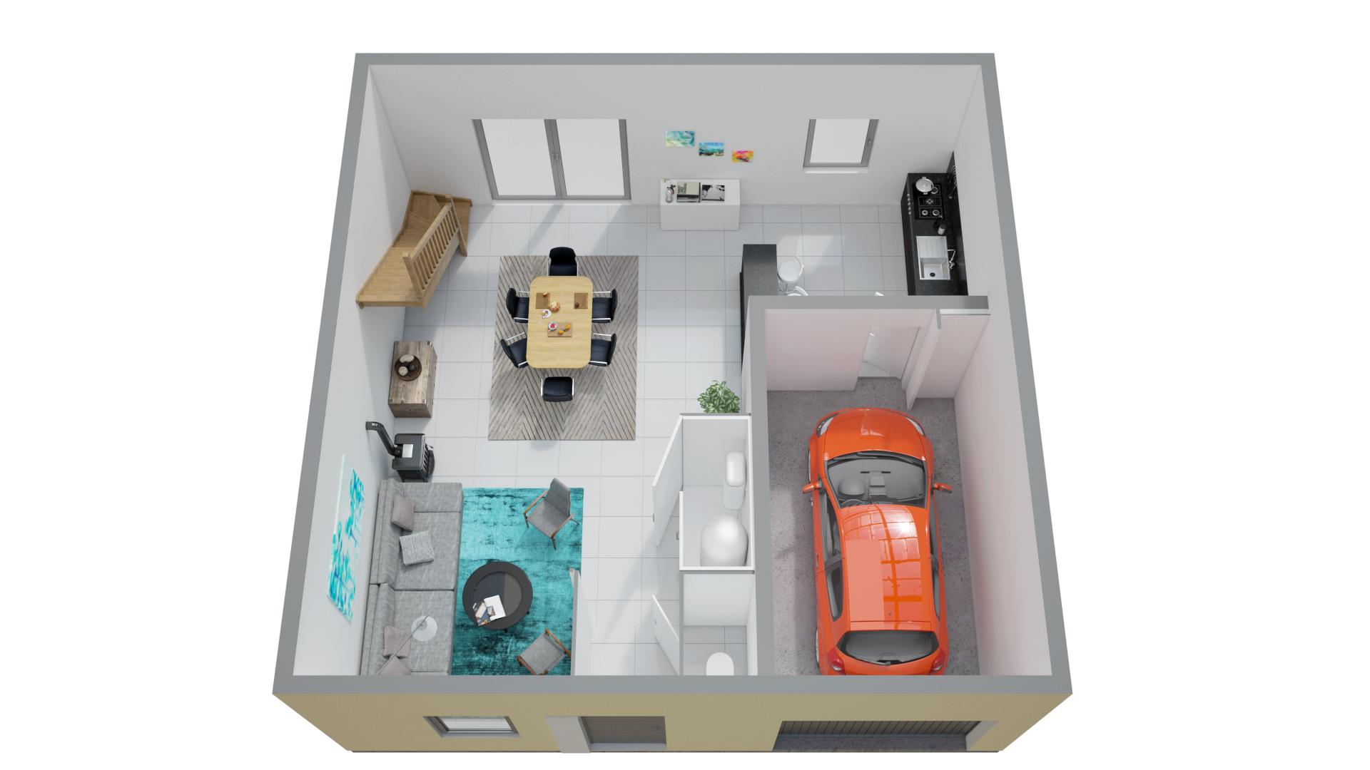 amenagement garage maison phenix