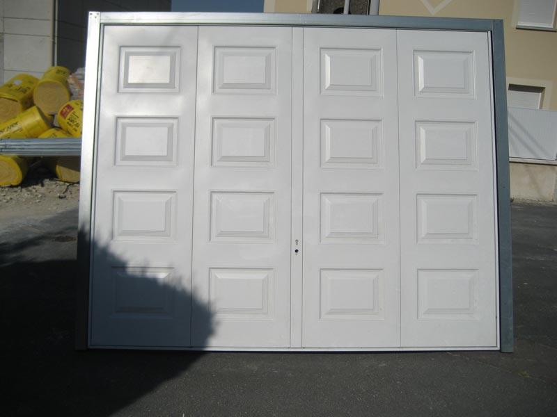 Porte de garage Maison Phénix