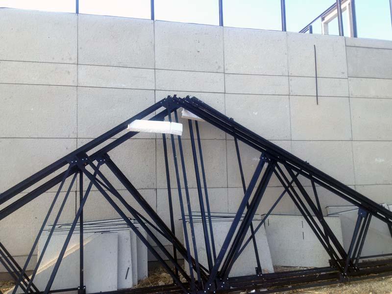 Structure Maison Phenix. Simple Interesting Ossature Mtallique Et