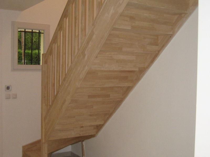 la gal re de l 39 escalier 1 re partie ma maison phenix. Black Bedroom Furniture Sets. Home Design Ideas