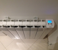 Ce radiateur dispose d'une sécurité enfant au niveau du clavier.