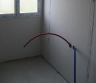Arrivée de l'eau dans notre salle de bain Phénix