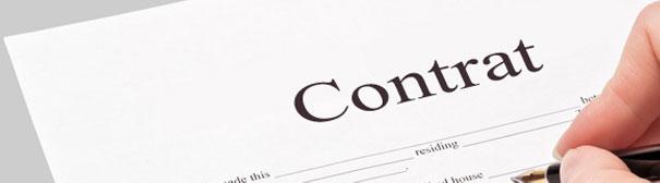 La signature du contrat de construction ma maison phenix for Contrat construction