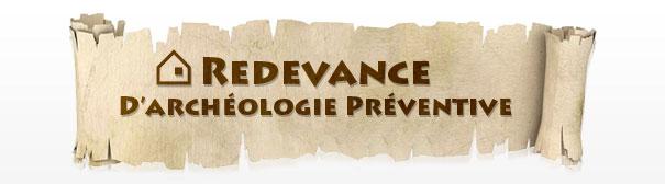 Redevance d'archéologie preventive Maison Phénix