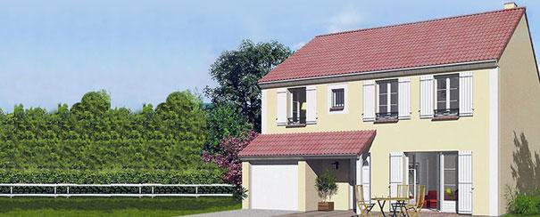 Petite pr sentation de notre future maison ph nix ma for Maison phenix garage