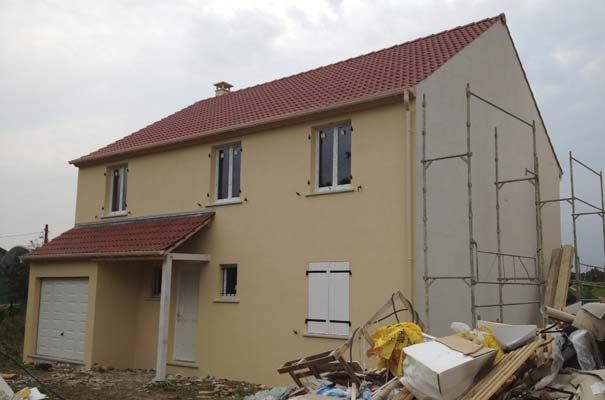Reprise des travaux de notre maison ph nix ma maison phenix for Maison phenix reims