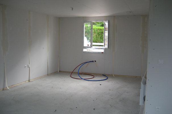 visite de chantier maison ph nix ma maison phenix. Black Bedroom Furniture Sets. Home Design Ideas