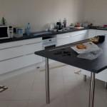 La cuisine est terminée (enfin presque) !