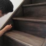 La galère de l'escalier : 1ère partie