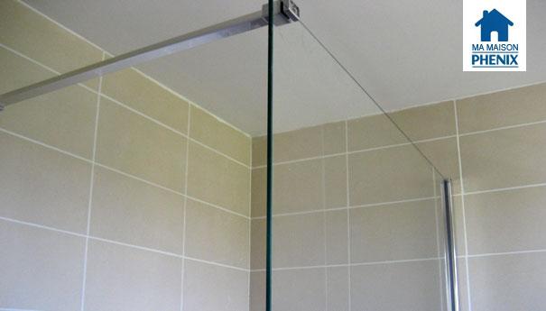 Paroi de douche Maison Phénix