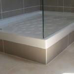 Travaux intérieurs : finitions de la salle de douche (2ème partie)