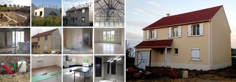 Vous voulez faire construire votre maison ma maison phenix for Construire votre propre maison