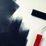 Fuite d'eau : la peinture du plafond