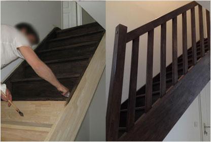 Escalier Maison Phénix
