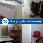 Nos projets de travaux pour notre Maison Phénix : partie 2