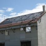Photos et vidéo : La toiture
