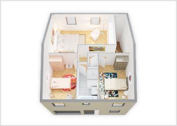 Plans Maisons Phénix à étage