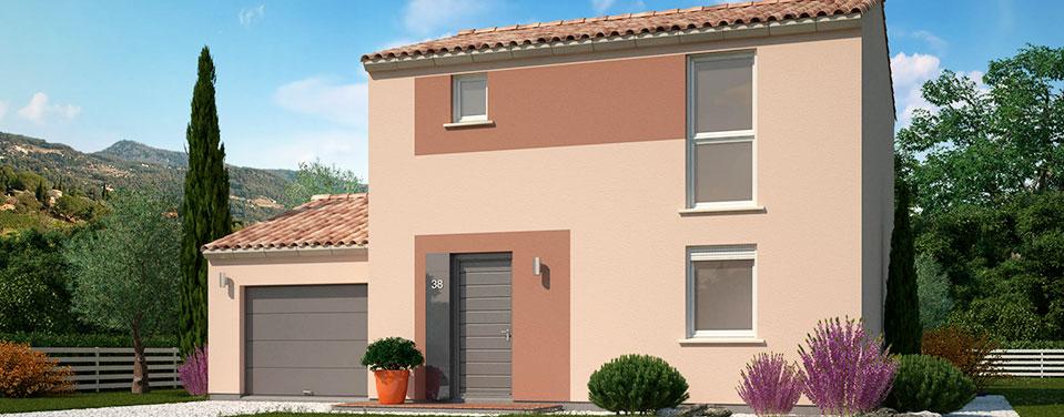 Plans Maisons Phénix à étage R+1