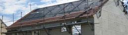 Pose toiture Maison Phénix